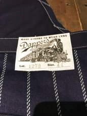 画像15: Dapper`s(ダッパーズ) Classical Railroader Overalls (15)