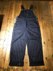 画像1: Dapper`s(ダッパーズ) Classical Railroader Overalls (1)