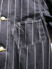 画像5: Dapper`s(ダッパーズ) Classical Railroder Coverall Jacket (5)