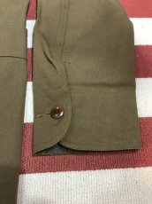 画像8: Dapper`s(ダッパーズ) Crassical Roundneck Work Jacket KHAKI BEIGE (8)