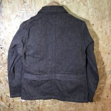 画像8: DALEE'S&CO(ダリーズ&コー) TICK  10s Spring Sack Jacket (8)