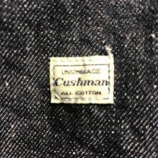 画像4: CUSHMAN(クッシュマン) 10oz DENIM OVERALL (4)