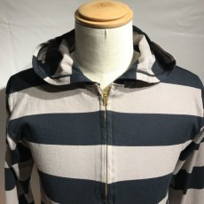 画像8: MATTSONS'  WIDE BORDER FULL-ZIP PARKER (8)