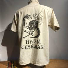 画像8: CUSHMAN(クッシュマン) CHAMBRAY WORK SHIRTS(CUSHMAN×HWZN) (8)