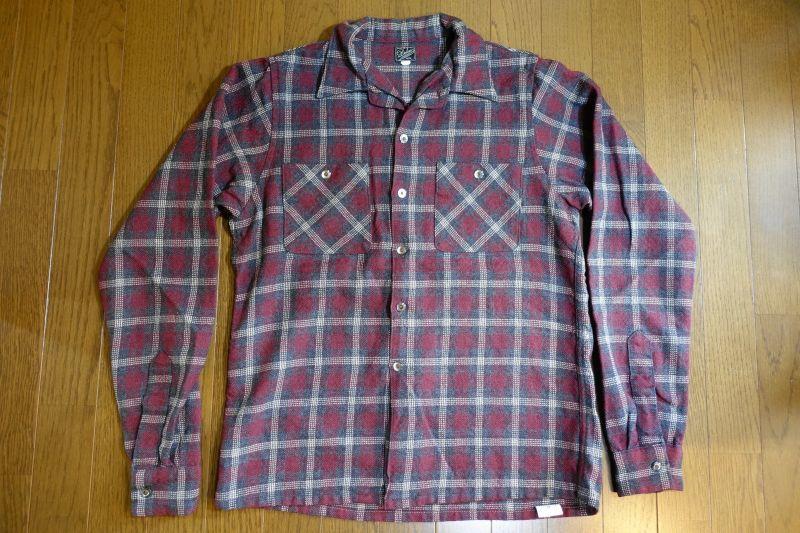 画像1: DALEE'S&CO(ダリーズ&コー) WALES CHECK(ウェールズチェック) 30s Wales Check Shirt (1)
