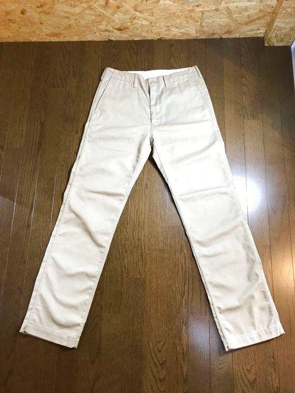 画像1: CUSHMAN(クッシュマン) T/C TWILL BOWLING PANTS (1)