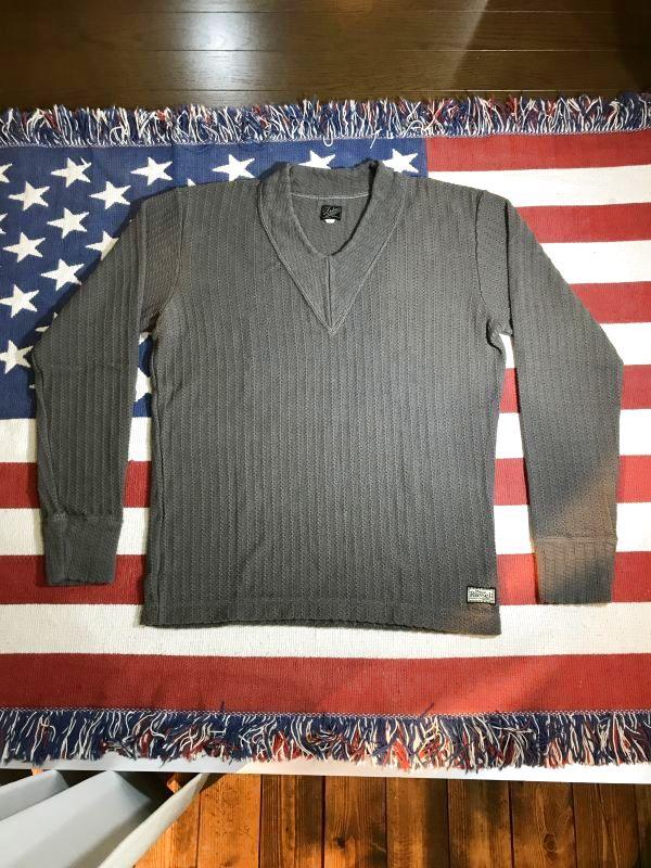 画像1: DALEE'S&CO(ダリーズ&コー) A.S.Knit  10s Cotton S.F Knit (1)