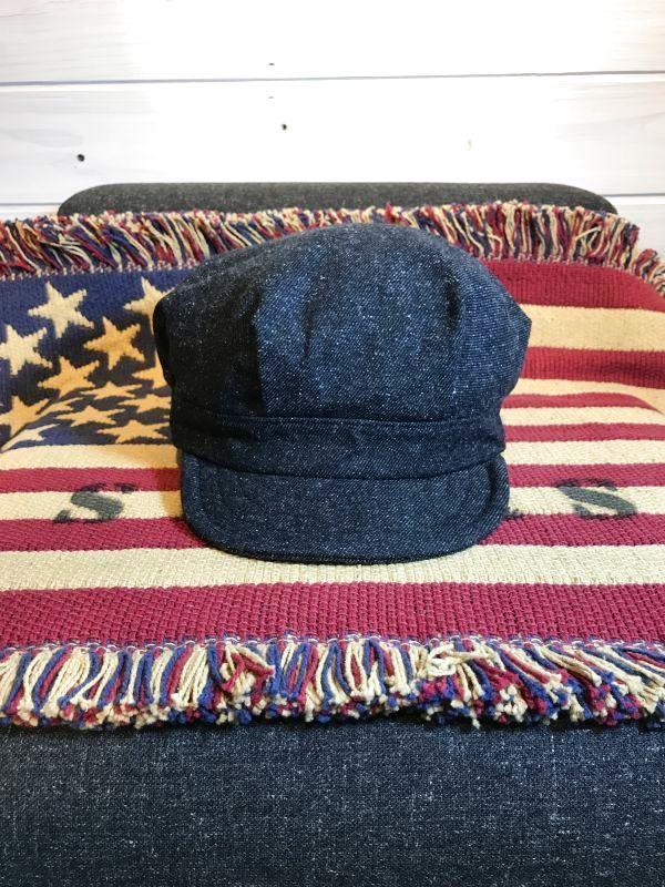 画像1: YEALOW(イエロー) WORK CAP BLACK (1)