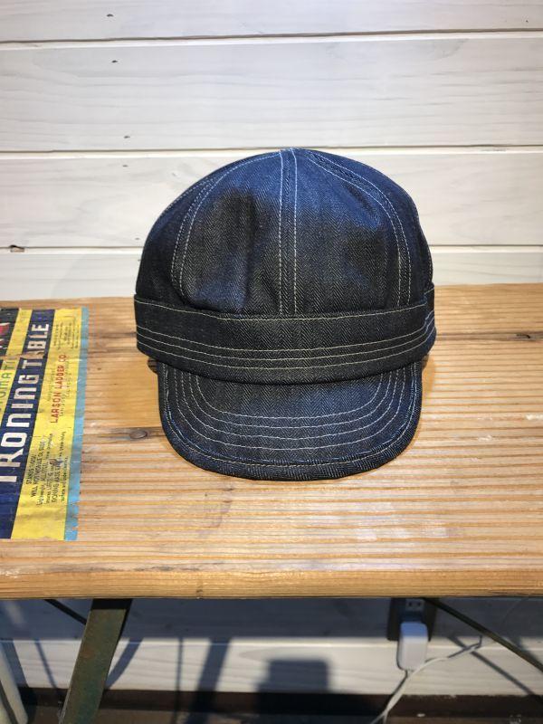 画像1: Dapper`s(ダッパーズ) Special 8panel Work Cap (1)