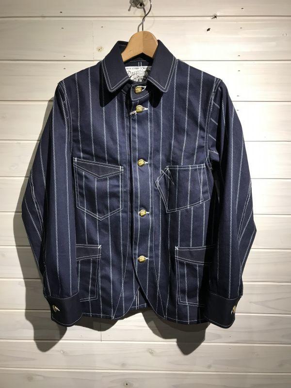 画像1: Dapper`s(ダッパーズ) Classical Railroder Coverall Jacket (1)