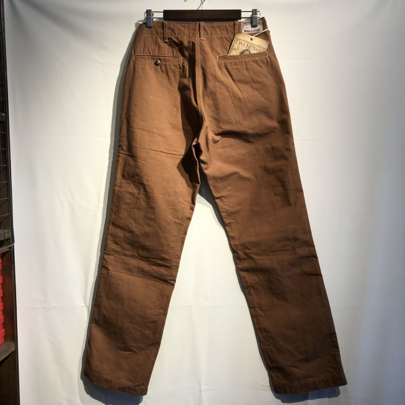 画像1: DALEE'S&Co(ダリーズ&Co) Frisco Trouser 10s FRISCO STYLE (1)