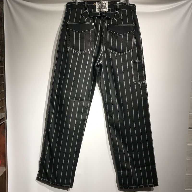 画像1: Dapper`s(ダッパーズ) Classical Railroader Work Pants (1)