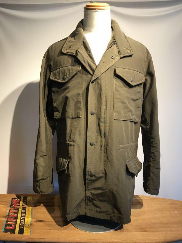 画像1: DELUXEWARE(デラックスウエア)  M-65 DX64 CLOTH (1)